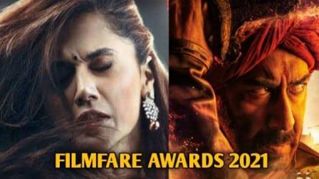Filmfare awards 2021 list