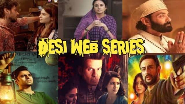Desi Web Series