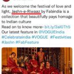 #1 Trending FebIndia: इस दिवाली फेवइंडिया ने शुरू किया 'जश्न ए रियाज' बहिष्कार पर उतरे लोग